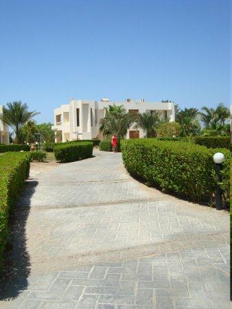 Hilton Hurghada Long Beach Resort : Hotel territory