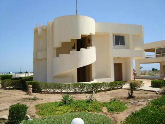 Hilton Hurghada Long Beach Resort : Houses