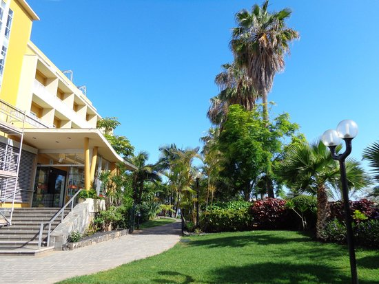 Hotel Tigaiga: Welcome!