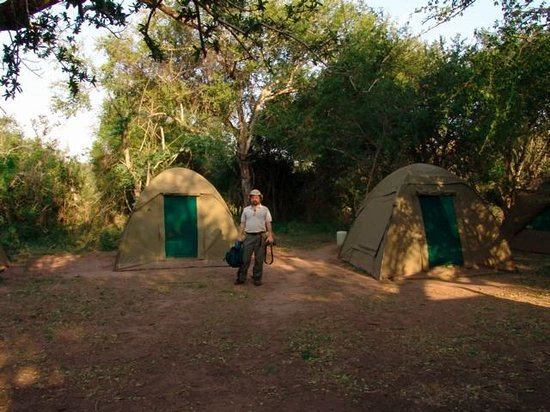 Heritage Tours & Safaris : Tends of the Traditional Wilderness Trail