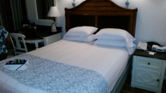 Disney's Beach Club Resort: Beds