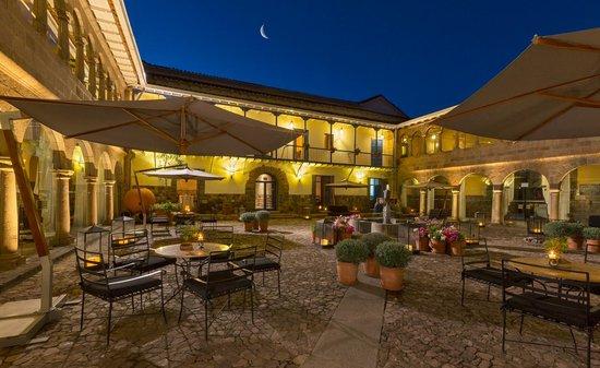 Palacio del Inka, A Luxury Collection Hotel, Cusco: El patio del hotel