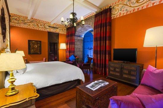Palacio del Inka, A Luxury Collection Hotel, Cusco: Habitaciones comodas