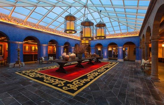 Palacio del Inka, A Luxury Collection Hotel, Cusco: Un lobby de lujo
