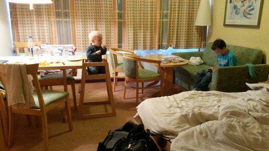 """IFA Ferien-Centrum Südstrand: das """"große"""" Zimmer"""