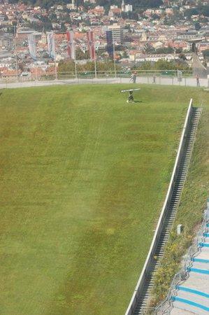 Bergisel Sprungschanze: Ski-jumper
