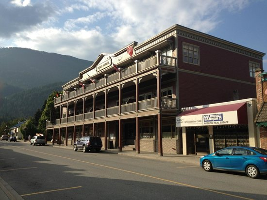 Kaslo Hotel Pub & Restaurant : Kaslo Hotel