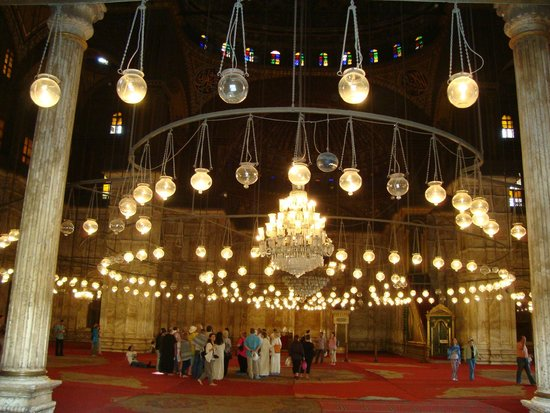 Mosquée Mohammed Ali : Мечеть Мухаммеда Али