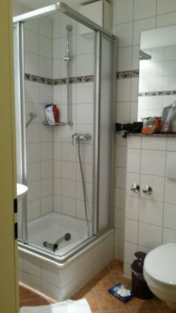 IFA Ferien-Centrum Südstrand: Bad ist verhältnismäßig groß
