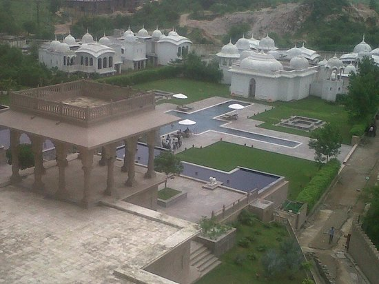 Fairmont Jaipur: View from the room