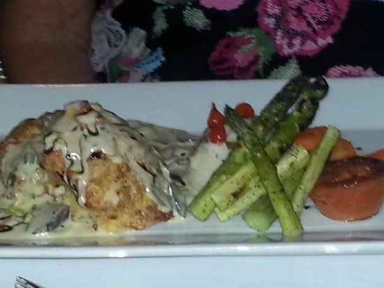 Grand Old House: Red snapper