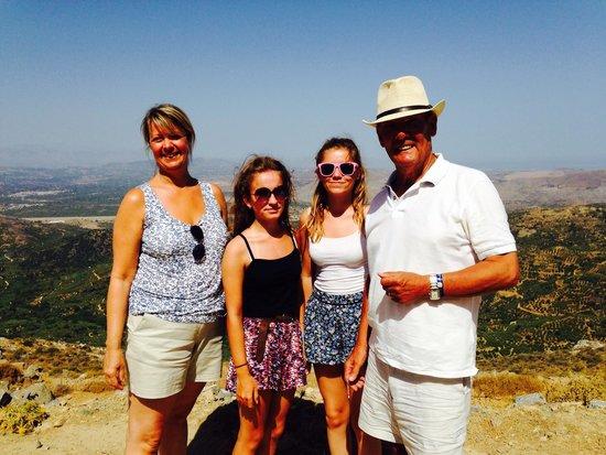 Safari Club Crete: Great day in safari