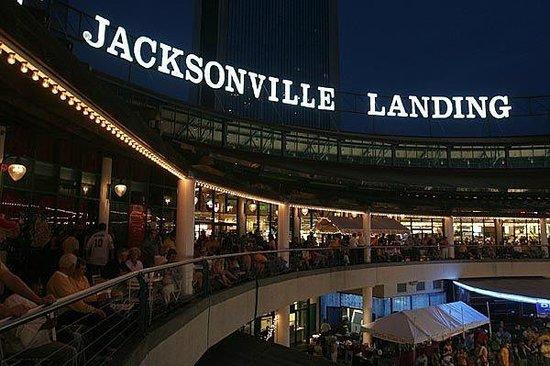 Hyatt Regency Jacksonville Riverfront: Jacksonville Landing