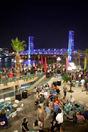 Hyatt Regency Jacksonville Riverfront: Plan your next party overlooking the St. Johns River