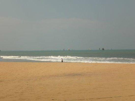 Ranweli Holiday Village: Blick zum Strand