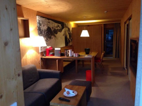 Gasthof & Hotel Rote Wand: Familie lodge