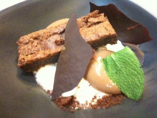 Corrillo Cafe Restaurante: Das zweite Dessert zum Menu