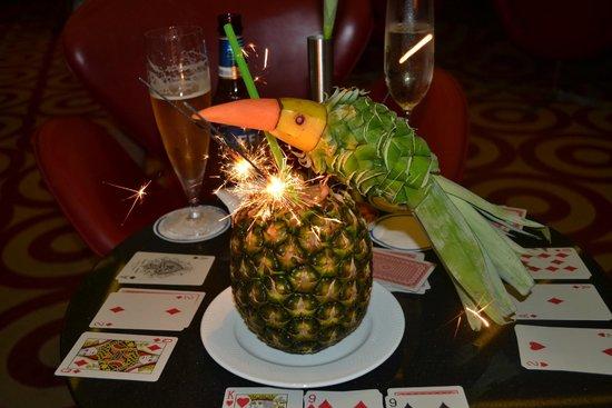 Hilton Dalaman Sarigerme Resort & Spa: Ahmet's Cocktail