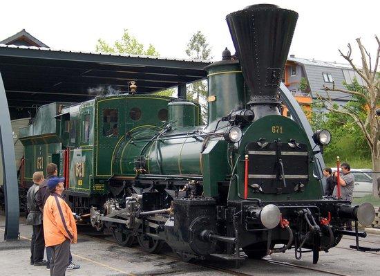 Teml / Technisches Eisenbahnmuseum Lieboch