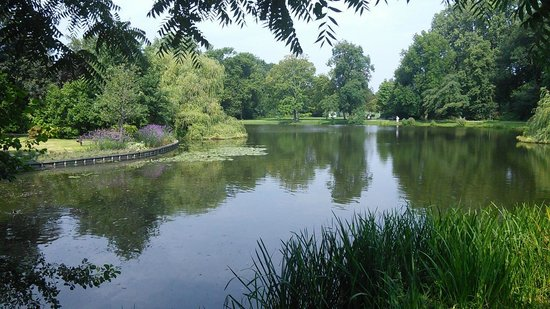 Prince Henry, Private Suites and Gardens: Vondelpark, 2 minutes from the hotel