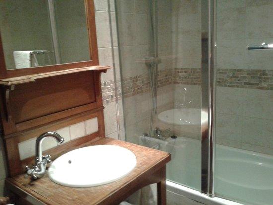 Hostería del Mudéjar: Cuarto de baño