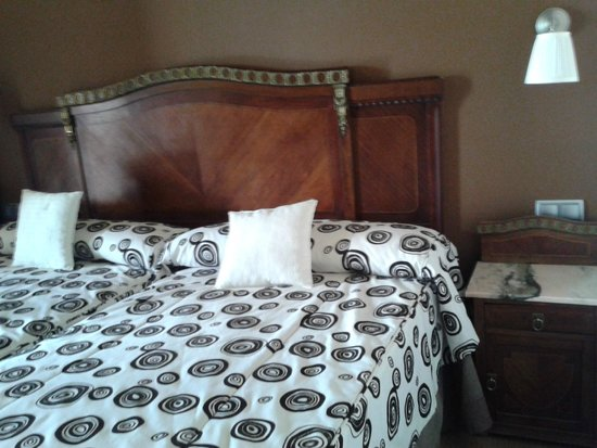Hosteria del Mudéjar: Dormitorio