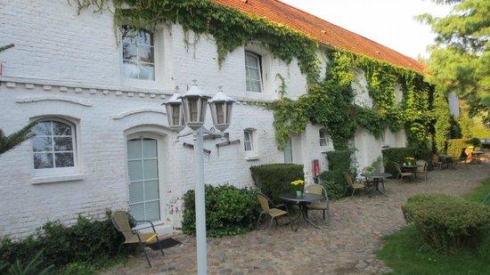 Kyritzer Landhotel Heine: Stallzimmer