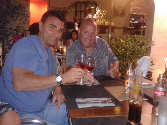 Antica Pizzeria Don Vito : Gracias!!!!