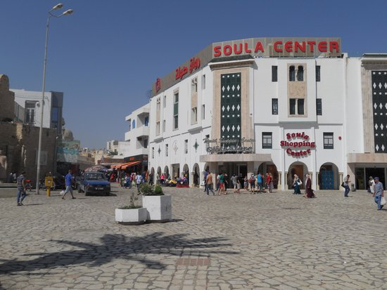 Medina of Sousse : A picture of the fixed price shop