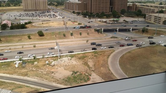 Hyatt Regency Dallas : This is what they call the