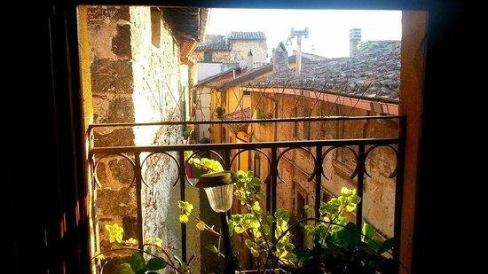 Hotel Porta del Tempo: veduta dalla camera