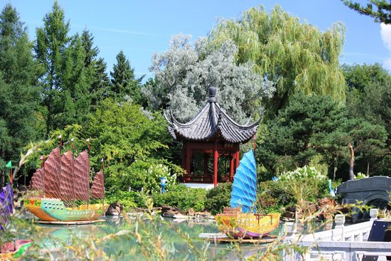 Etonnant Montreal Botanical Gardens: Chinese Garden