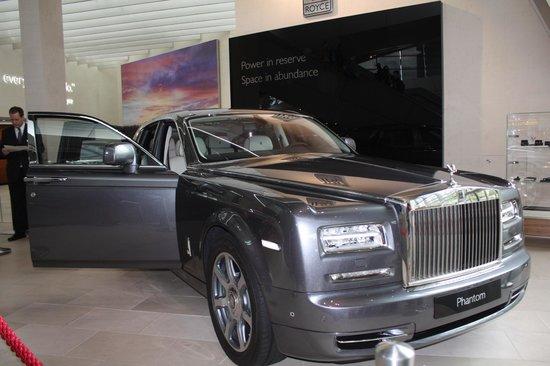 BMW Welt: Rolls Royce...Hermoooso