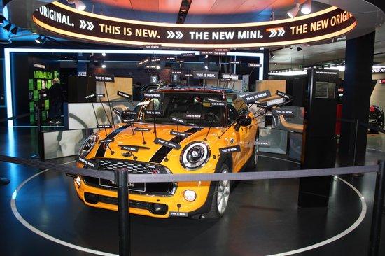 BMW Welt: Ultimo modelo