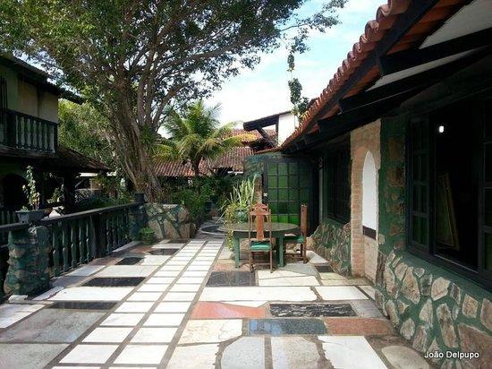 Guaramare: A casa