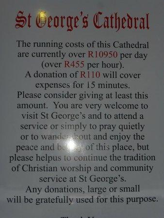 Catedral de St. George (San Jorge): richieste...