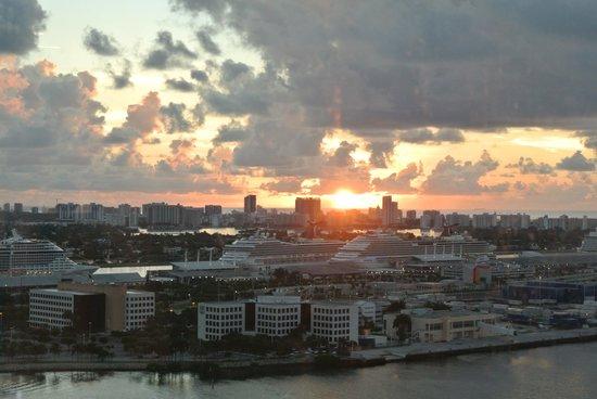 InterContinental Miami : Sunrise