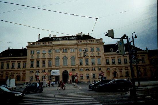MuseumsQuartier Wien: 6