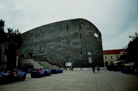 MuseumsQuartier Wien: 5