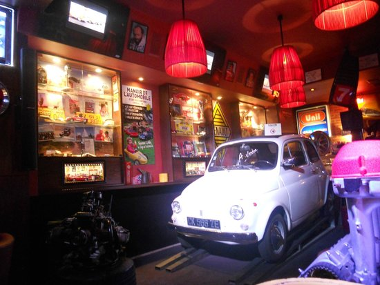 Auto Passion Cafe Paris