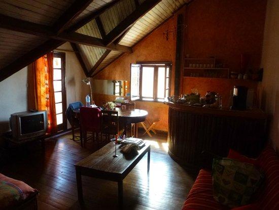 Chez Aina: kleines, gemütliches Studio