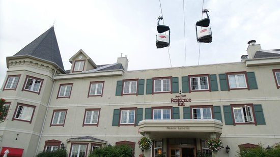 Residence Inn by Marriott Mont Tremblant Manoir Labelle: pleasant hotel
