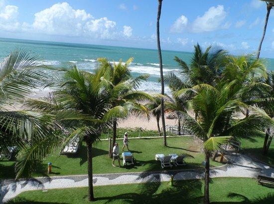 Porto de Galinhas Praia Hotel: Vista do quarto