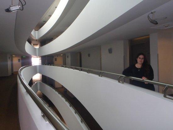 Holiday Inn Santiago Airport: entrepiso