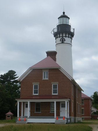 Pictured Rocks National Lakeshore: Keepers House & Au Sable Light Station PRNLS August 2014 IMG_9730
