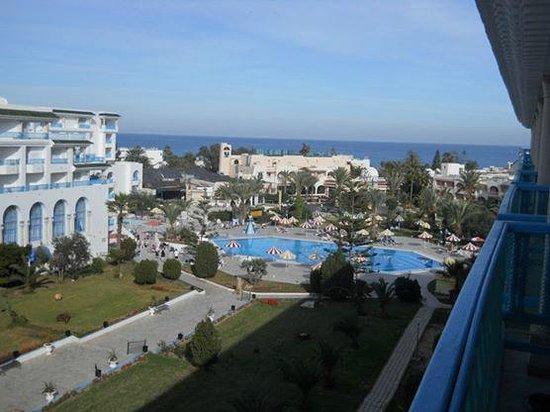 Hôtel Riviera Resort : PISCINA