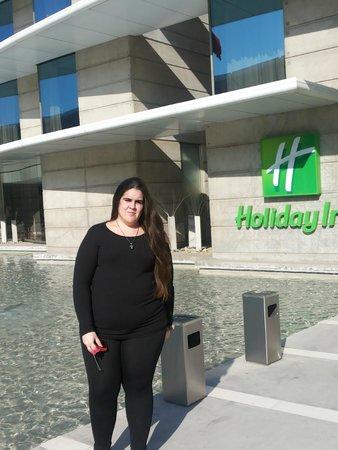 Holiday Inn Santiago Airport: entrada