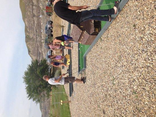 Cactus Coulee Fun Park: 9 Hole Mini Golf