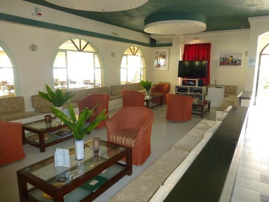 Hotel Costas Golden Beach: Lobby area