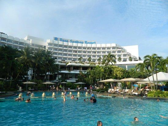 Shangri-La's Rasa Sentosa Resort & Spa: The hotel